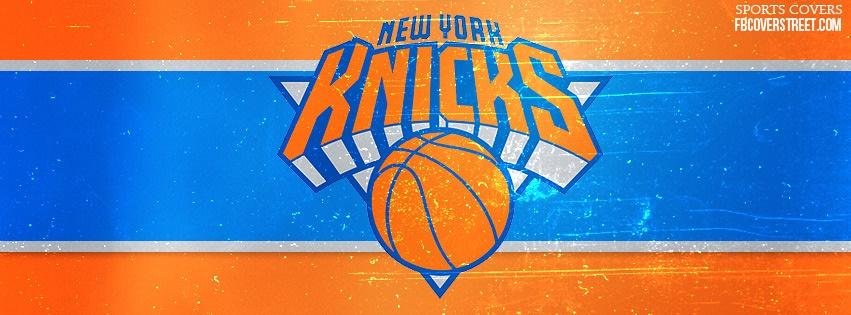 New York Knicks Logo Facebook Cover