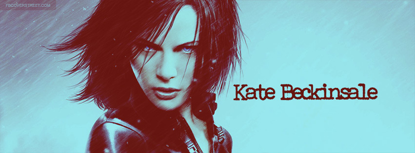 Kate Beckinsale Underworld Facebook Cover
