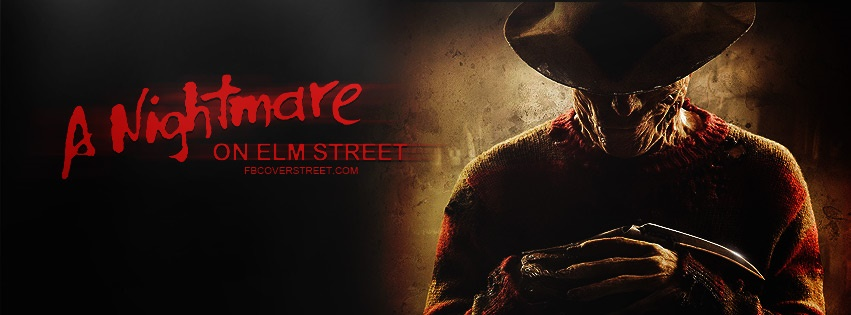 Nightmare On Elm St Quotes: Nightmare On Elm Street 3 Facebook Cover