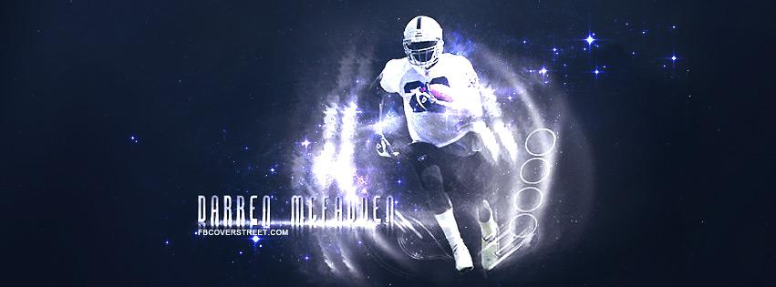 Darren Mcfaden Oakland Raiders 2 Facebook cover