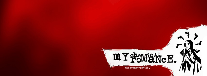 My Chemical Romance 3 Facebook cover