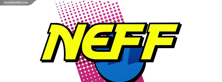 NEFF Nerf Logo Facebook cover
