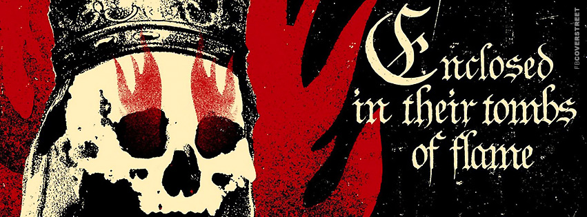 Nine Circles of Hell Facebook cover