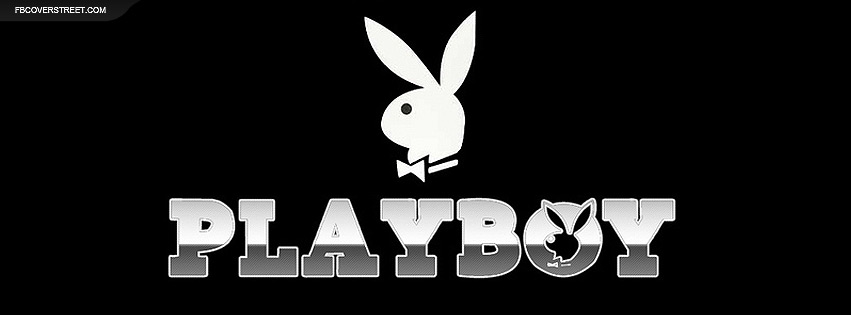 Playboy Logo Facebook Cover