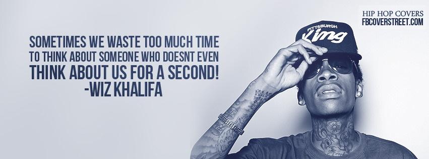 Wiz Khalifa 12 Facebook Cover
