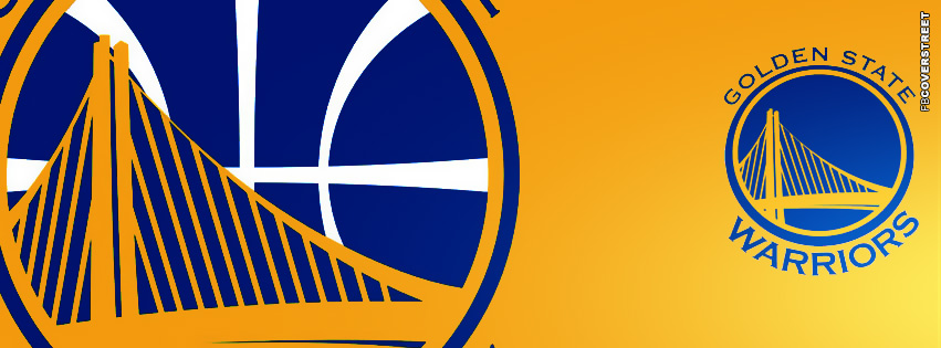 Golden State Warriors Logo Facebook cover