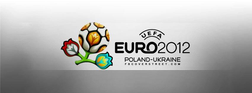 Euro 2012 Logo Facebook Cover