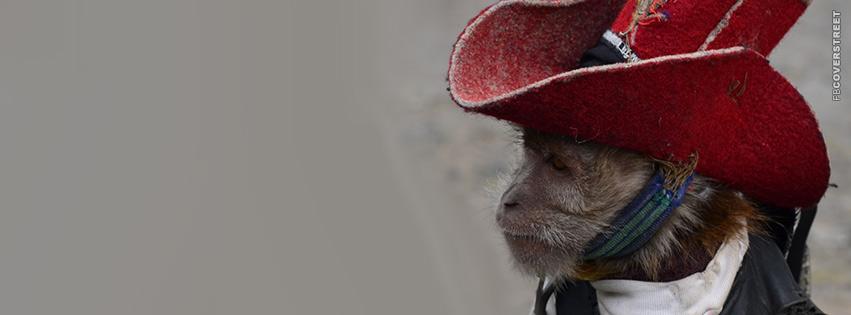 Cowboy Monkey  Facebook cover