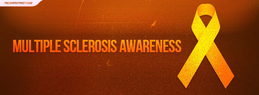 Multiple Sclerosis Awareness Facebook Cover