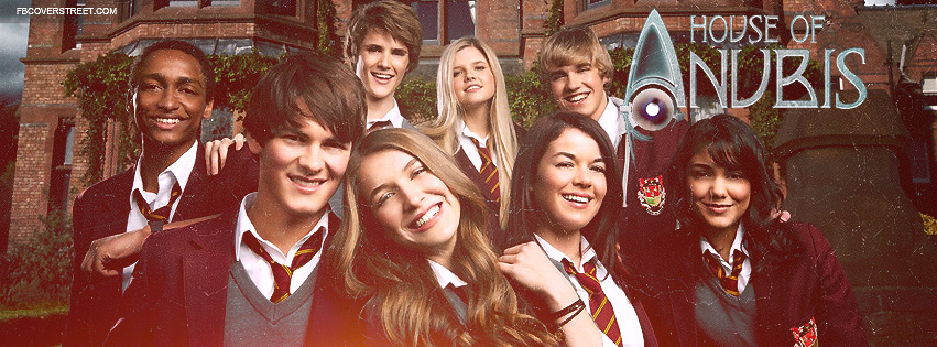 House of Anubis Facebook Cover