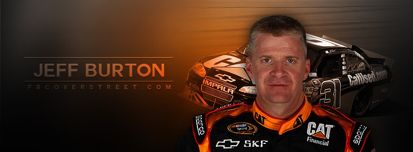 Jeff Burton Facebook Covers