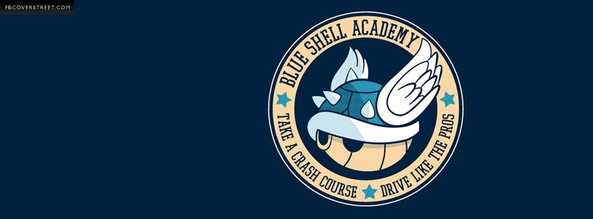 Blue Shell Academy  Facebook cover