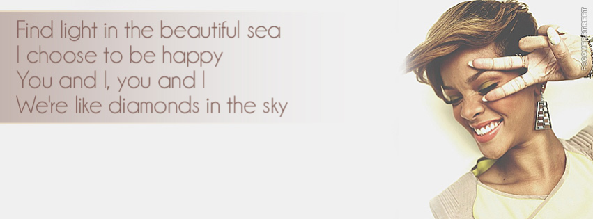 I Choose To Be Happy  Facebook Cover