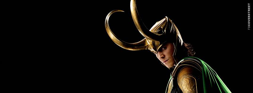 Loki Thor Dark World Movie Facebook Cover