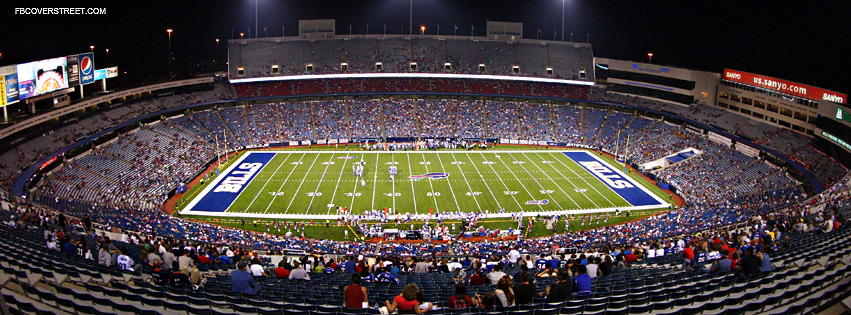 Ralph Wilson Stadium Buffalo Bills 2  Facebook cover