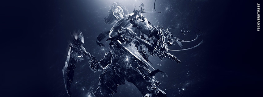Darksiders 2 Game Facebook cover