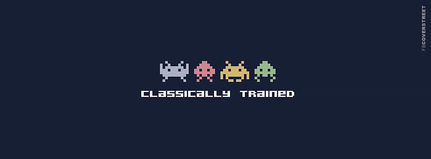 Classically Trained Gaming Facebook Cover