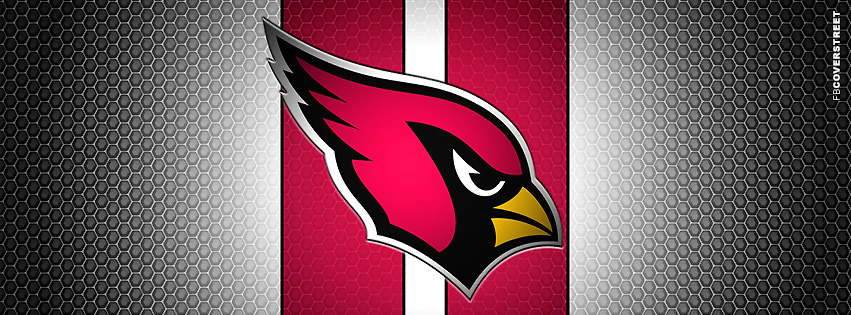 Arizona Cardinals Modern Logo  Facebook cover