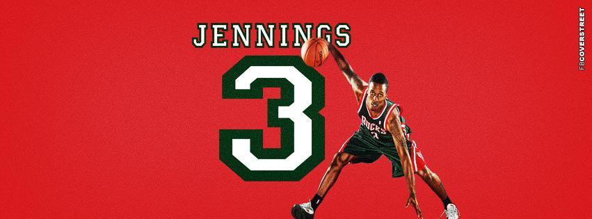 Milwaukee Bucks Brandon Jennings  Facebook Cover