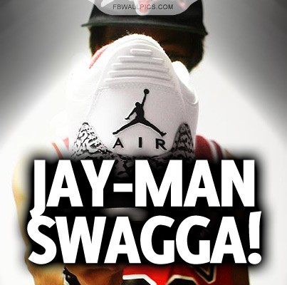 Jay Man Swagga Quote Facebook picture