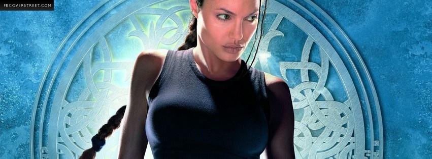 Lara Croft Tomb Raider Facebook Cover
