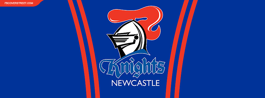 Newcastle Knights Logo Facebook cover