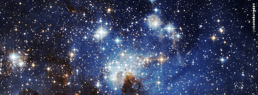 Bright Stars Facebook Cover