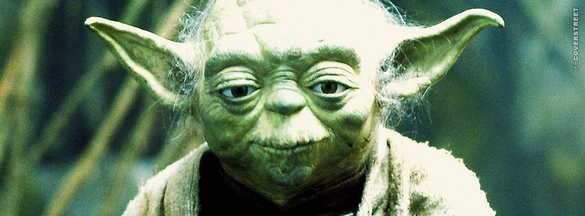 Yoda Star Wars  Facebook cover