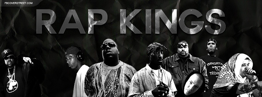Rap Kings Facebook Cover