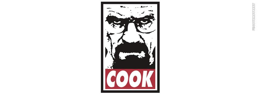Heisenberg Cook Facebook Cover