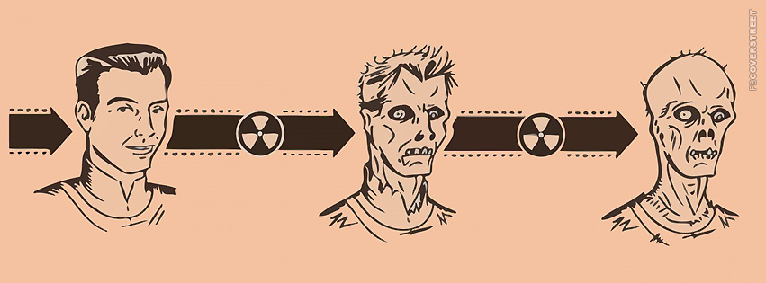 fallout 3 zombie transformation cover fb facebook cover