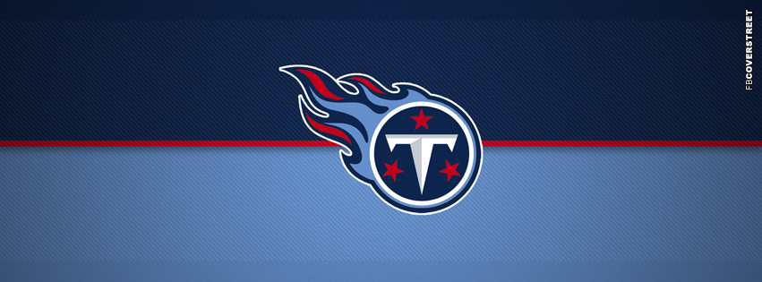 Tennessee Titans Logo Facebook Cover