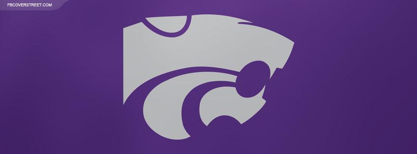 Kansas State Wildcats Logo Facebook Cover