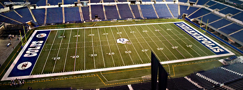 Lucas Oil Stadium Indianapolis Colts  Facebook cover