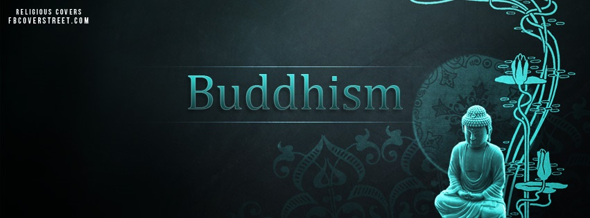 Buddhism Facebook Cover