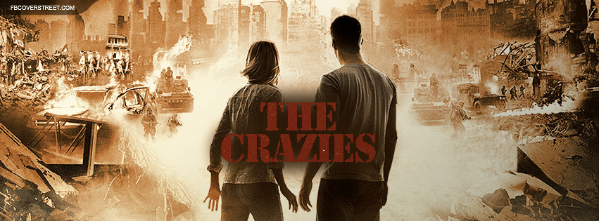 The Crazies Facebook Cover