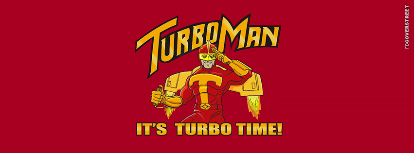 Turboman Jingle All The Way Pop Culture  Facebook cover