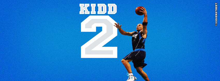 Dallas Mavericks Jason Kidd  Facebook cover