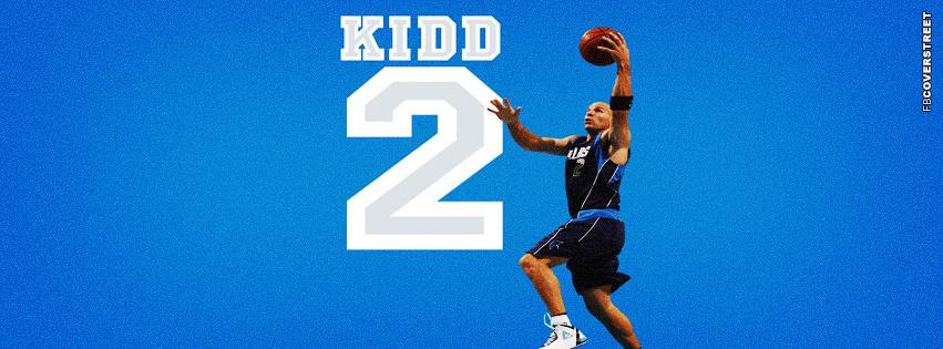 Dallas Mavericks Jason Kidd  Facebook Cover