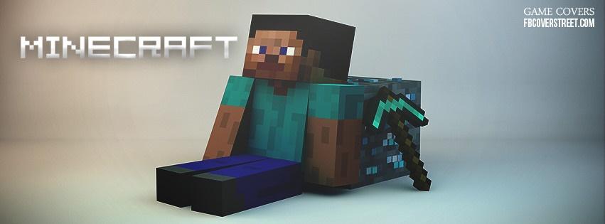Minecraft 1 Facebook Cover