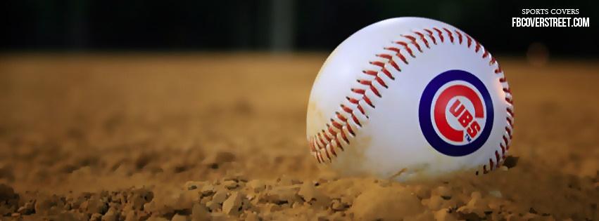 Chicago Cubs Baseball Facebook Cover