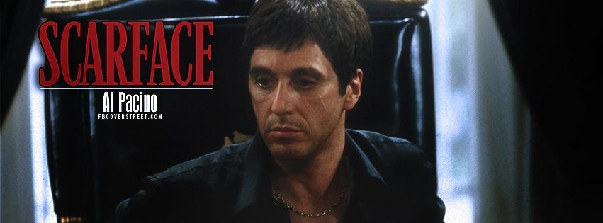 Scarface 2 Facebook Cover
