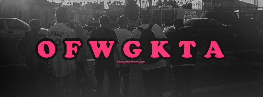 OFWGKTA Photo Logo Facebook Cover
