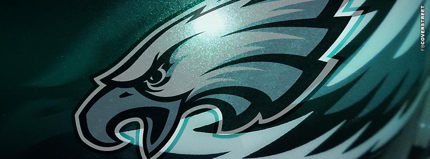 Philadelphia Eagles Glittered Facebook Cover