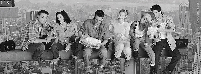 Friends TV New York High Rise Photo  Facebook Cover