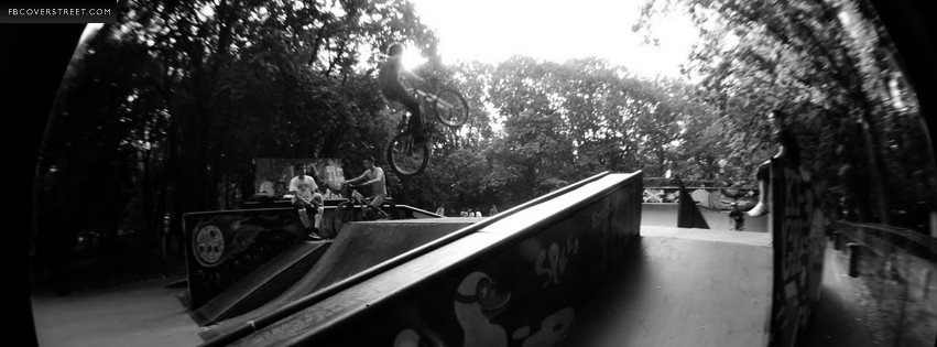 BMXing Facebook cover