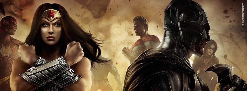 DC Comics Amazing Artwork  Facebook cover