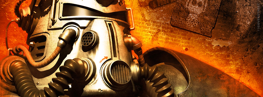 Original Fallout Facebook Cover