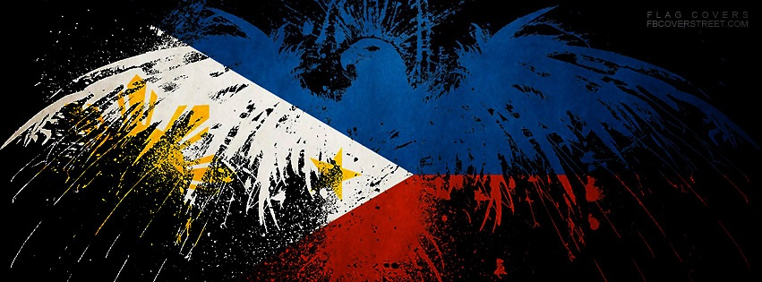 Philippine Eagle Flag Facebook Cover