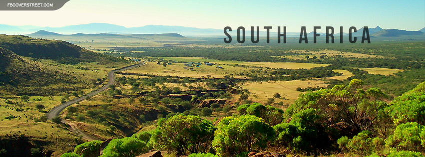 South Africa 2 Facebook Cover